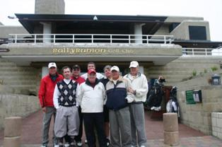 ireland golf daigle group